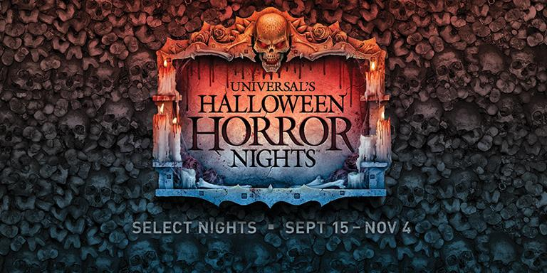 Enjoy Universal Orlando™ Halloween Horror Nights™