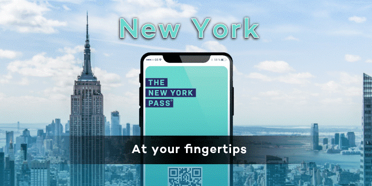 Book your New York Pass before the end of June and save 10%!
