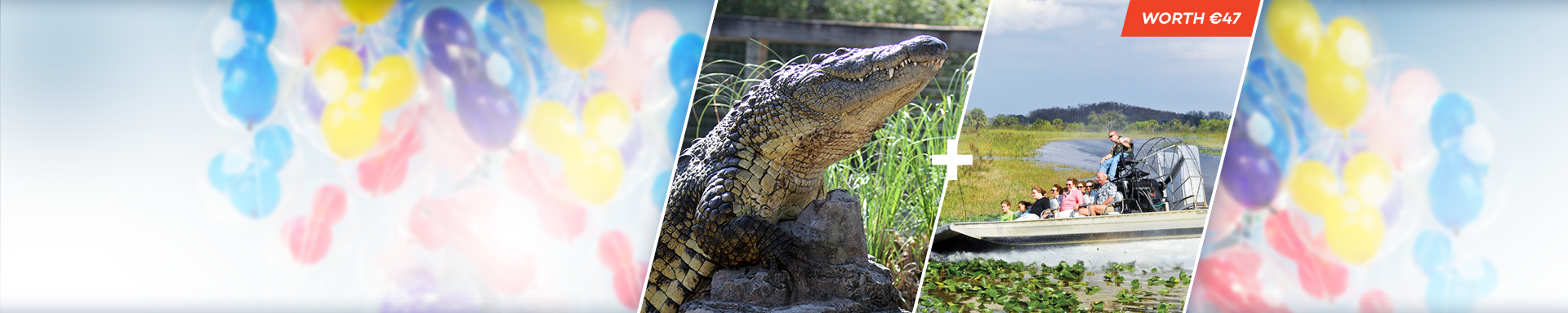 Experience 2 Amazing Orlando Attractions on Us!