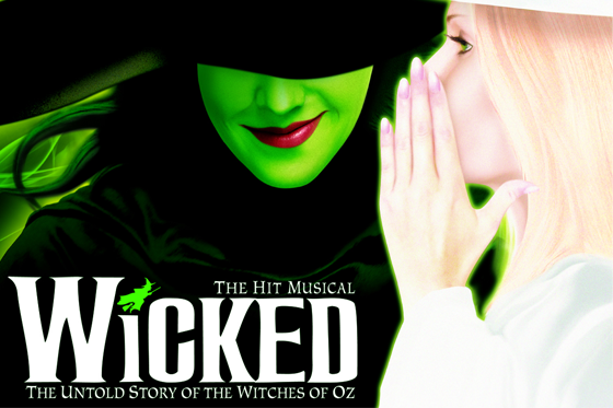 West End Shows Wicked